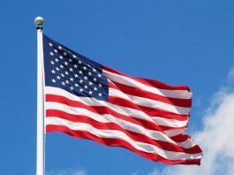 Американският флаг; Снимка: Интернет