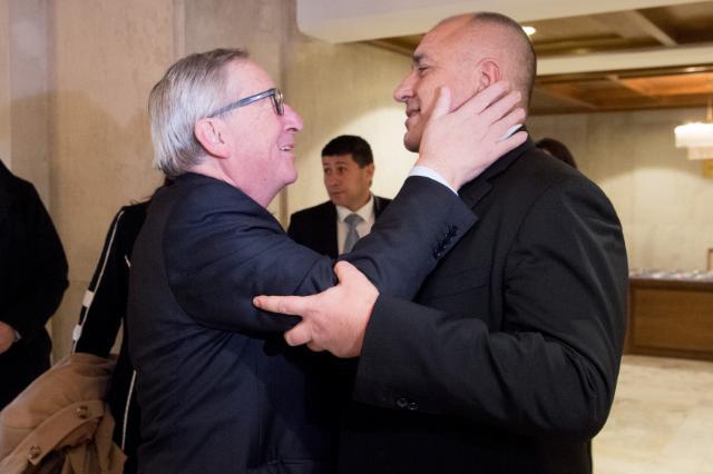 Двама скитащи се приятели; Снимка: EC Audiovisual Service