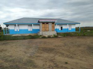 Сграда на университета Бандунду; Снимка: официален уебсайт