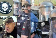 Милиционери с божествено усещане за себе си; Снимки: Интернет; Колаж: Меги Р.