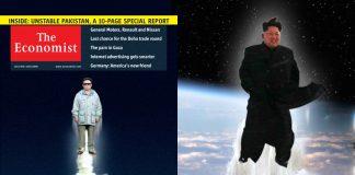 Истинският Ким Чен Ун е вдясно, Снимка: Интернет, Колаж: Дани К.