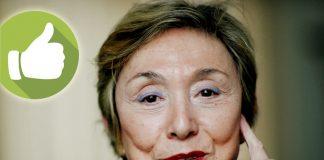 Юлия Кръстева — френски световен учен; Снимка: в. Гардиън; Адаптация: Дани К.