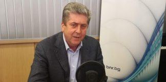 Георги Първанов загрижен за проектите на Масква; Снимка: БНР