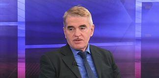 Скрийншот от ТВ Европа, Свободна зона с Георги Коритаров, 15.1.2019 г.