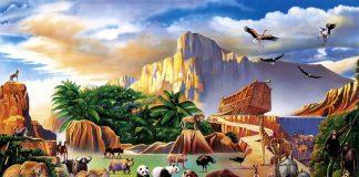Живият свят на прага на едно пътуване; Илюстрация: Пинтерест