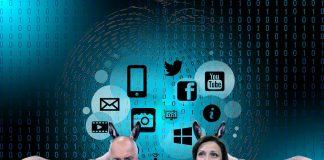 Гербаджии в дигиталния свят; Снимки: Интернет; Колаж: Меги Р.